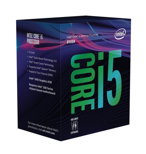 INTEL CPU COFFEE LAKE I5-8500 3.00GHZ SOCKET LGA1151 9MB CACHE BOXED