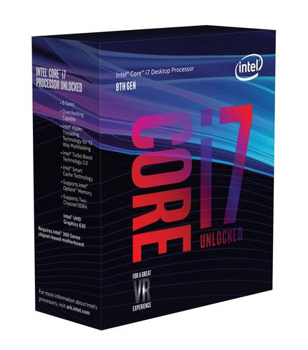 INTEL CPU COFFE