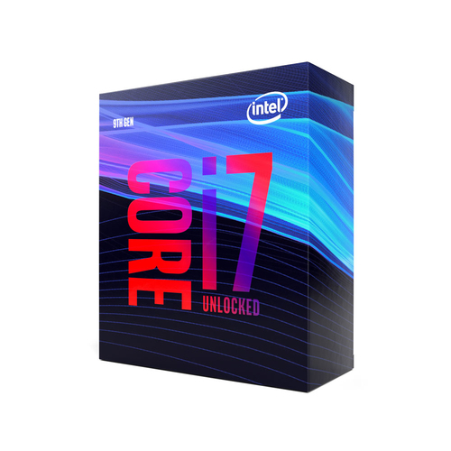 INTEL CPU 9TH GEN I7-9700K 3,60GHZ LGA1151 95W OCTA CORE