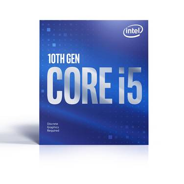 INTEL CPU 10TH GEN COMET LAKE I5-10400 2.90GHZ LGA1200 12.00MB CACHE BOXED