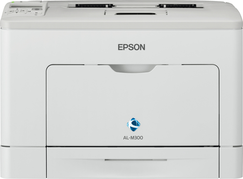 EPSON STAMP. LASER WF AL-M300DN A4 B/N 35PPM 1200DPI FRONTE/RETRO PCL6 E PS3 USB/ETHERNET CASSETTO CARTA 300FF DISPLAY 5 LINEE
