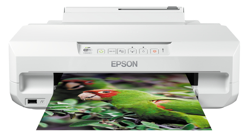 EPSON STAMP. INK XP-55 A4 9PPM FRONTE/RETRO DOPPIO VASSOIO ANTERIORE STAMPA CD/DVD USB/WIFI/ETHERNET
