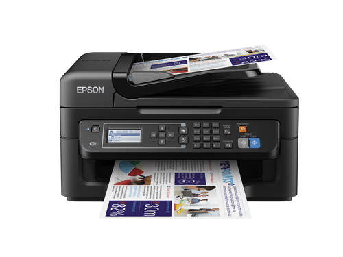 EPSON MULTIF. INK WF-2630WF A4 34PPM 5760X1440 USB/WIFI STAMPANTE SCANNER COPIATRICE FAX