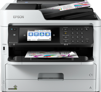 EPSON MULTIF. INK WF-C5790DWF A4 24PPM FRONTE/RETRO USB/ETHERNET/WIFI - 4 IN 1