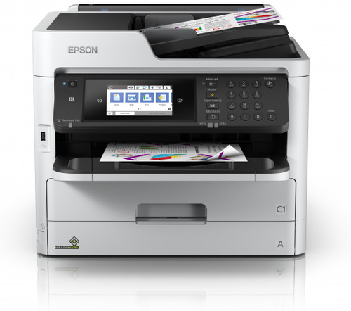 EPSON MULTIF. INK WF-C5710DWF A4 34PPM 4800X1200DPI FRONTE RETRO USB/ETHERNET/WIFI - 4 IN 1
