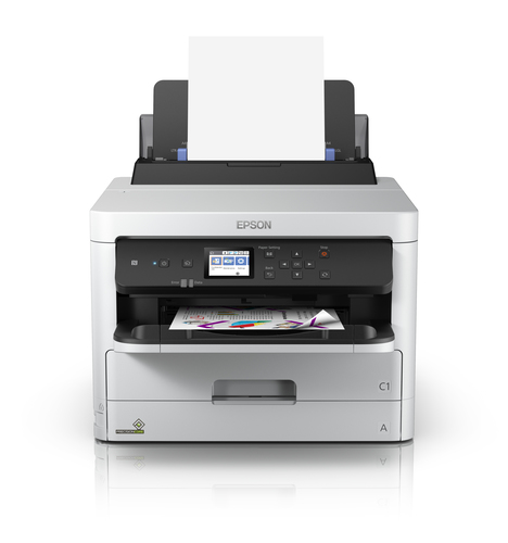 EPSON STAMP. INK WF-C5210DW A4 COLORI 34PPM 4800X1200DPI USB/ETHERNET/WIFI
