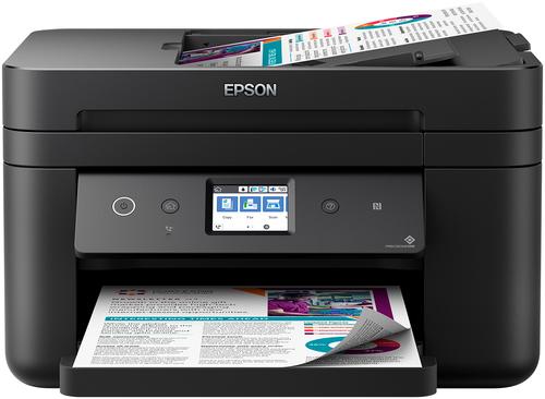EPSON MULTIF. INK WF-2860DWF A4 COLORI 33PPM FRONTE/RETRO USB/WIFI/ETHERNET - 4 IN 1