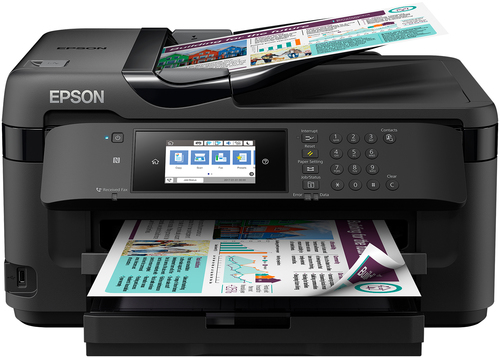 EPSON MULTIF. INK WF-7710DWF A3 4800X2400 DPI 32PPM USB/ETHERNET/WIFI 4 IN 1