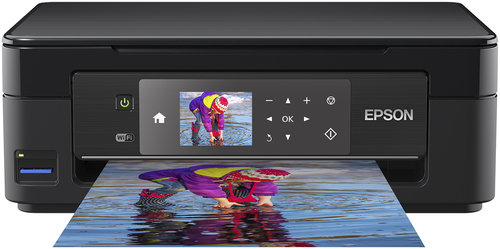EPSON MULTIF. EXPRESSION HOME XP-452 COLORE A4 10PPM 5760X1440DPI USB/WIFI STAMPANTE SCANNER COPIATRICE