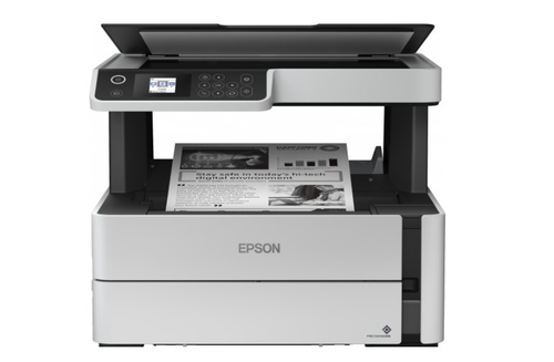 EPSON MULTIF. INK ECOTANK ET-M2170 B/N A4 20PPM 3 IN 1 FRONTE/RETRO WIFI / ETHERNET