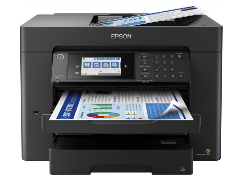 EPSON MULTIF. INK WF-7840DTWF A3 COLORI 12PPM 4800X2400DPI FRONTE/RETRO WIFI/ETHERNET - 4 IN 1