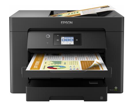 EPSON MULTIF. INK WF-7830DTWF A3 COLORI 12PPM 4800X2400DPI FRONTE/RETRO USB/LAN/WIFI/ETHERNET - 4 IN 1