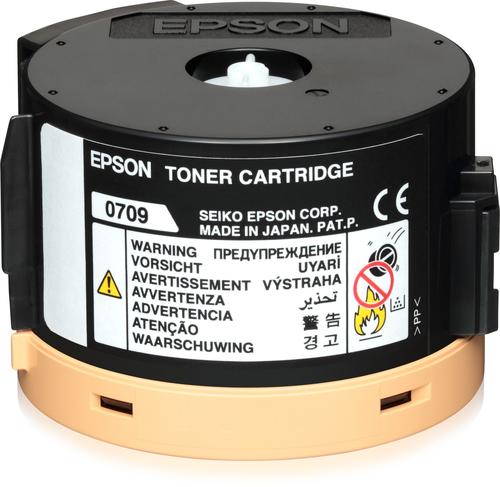 EPSON TONER NERO PER WF AL-M200DN/200DW MX200DNF/200DWF 2500 PAGINE