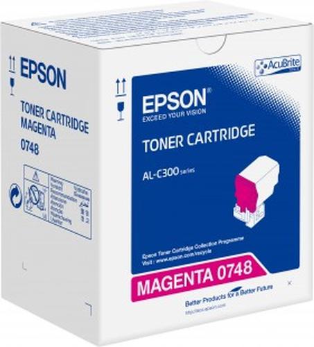 EPSON CART TONER MAGENTA PER WF AL-300