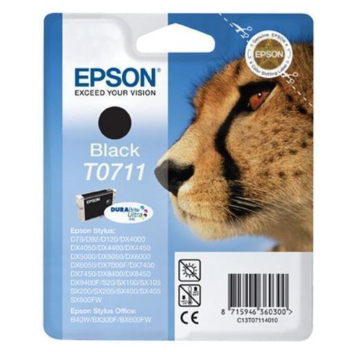 EPSON CART NERO STYLUS D78/S20/D120