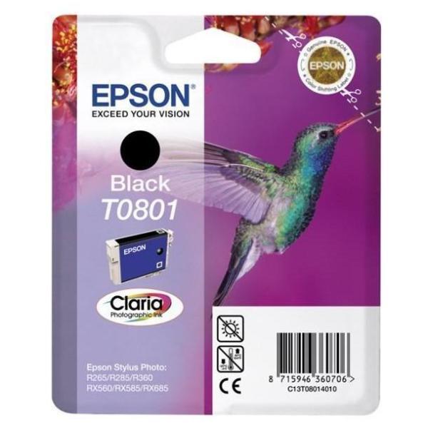 EPSON CART NERO RX560/R265/R350