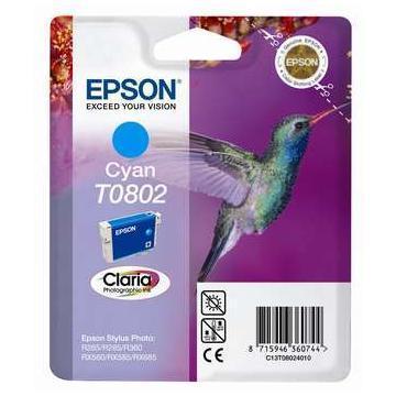 EPSON CART CIANO STYLUS R265/285/360/RX560/585/685