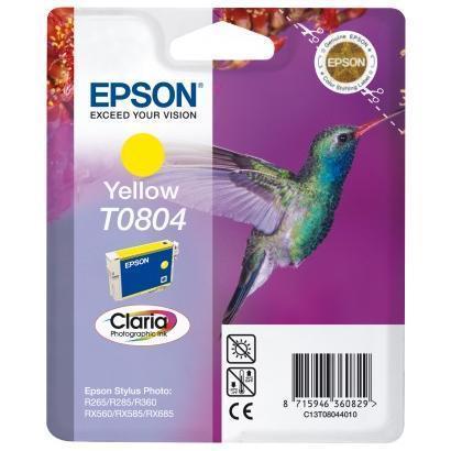 EPSON CART. GIALLO PER STYLUS R265/R360