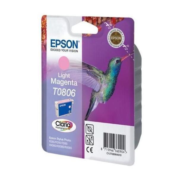 EPSON CART MAGENTA CHIARO PER R265