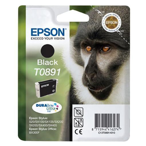 EPSON CART NERO STYLUS S20 BLISTER