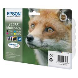 EPSON CART MULTIPACK STYLUS S22/SX125/SX420W (NERO+CIANO+MAGENTA+GIALLO)