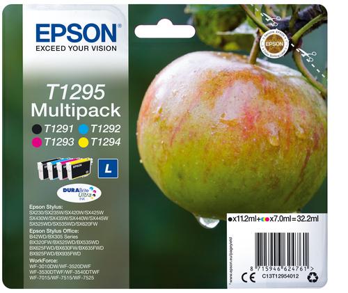 EPSON CARTUCCIA MULTIPACK PER STYLUS BX 305F 320FW SX420W 425W