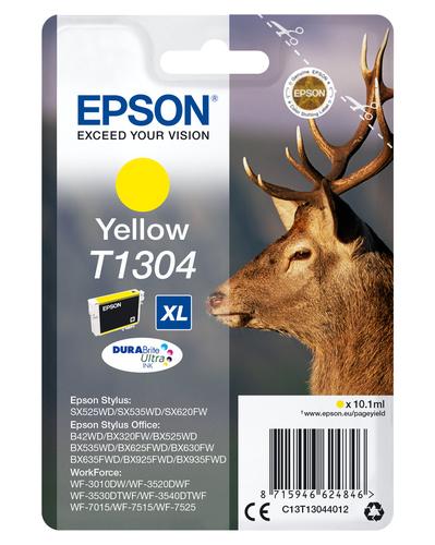 EPSON CART INK GIALLO PER SO B42WD/WF PRO 7015 TAGLIA XL