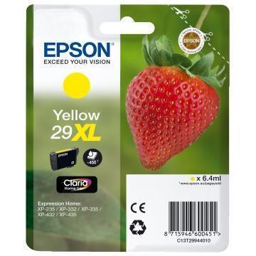 EPSON CART. INK GIALLO 29XL SERIE FRAGOLA