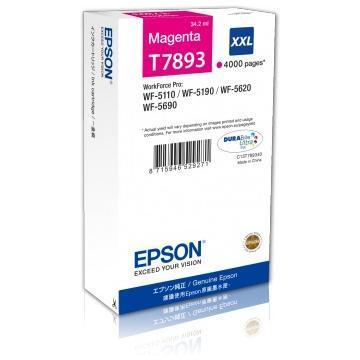 EPSON CART INK MAGENTA XXL PER WF-5620