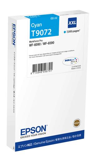 EPSON CART. INK CINAO XXL PER WF-6XXX