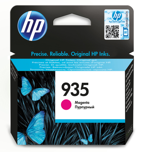 HP CART. INK MAGENTA N.935 PER OFFICEJET PRO 6230/6830