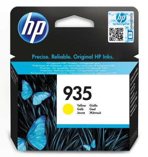 HP CART. INK GIALLO N.935 PER OFFICEJET PRO 6230/6830