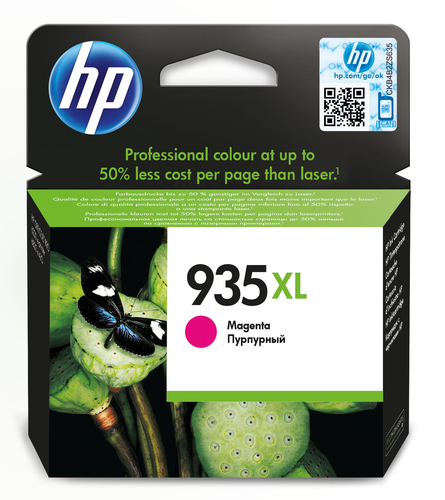 HP CART. INK MAGENTA N.935XL PER OFFICEJET PRO 6230/6830