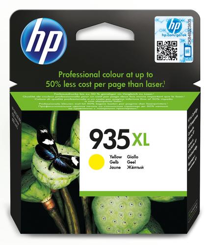 HP CART. INK GIALLO N.935XL PER OFFICEJET PRO 6230/6830