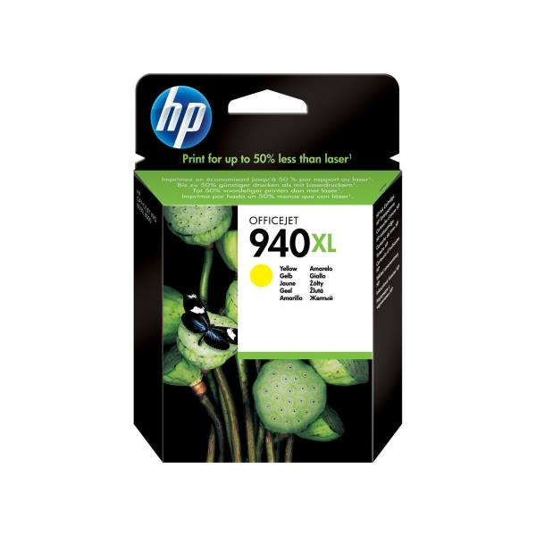 HP CARTUCCIA INKJET GIALLO PER OFFICEJET PRO 8000 A4