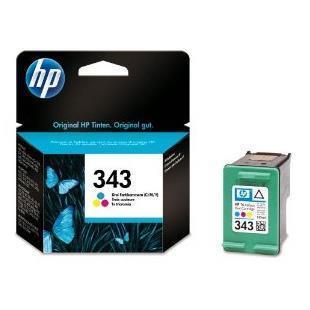 HP CART COL 5740/6540/PSC1610/2610/2355/C3180 N343