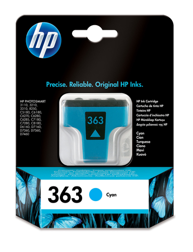 HP CART. CIANO LARGE NUM.363 3210/3310/8250