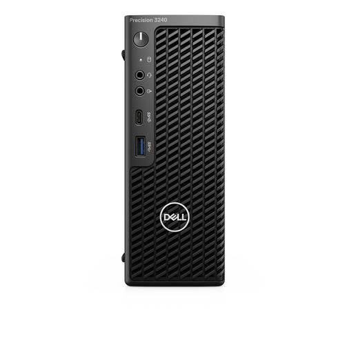 DELL PC WKS PRECISION 3240 CFF I7-10700  QUADRO P620 16GB 512GB SSD WIN 10 PRO