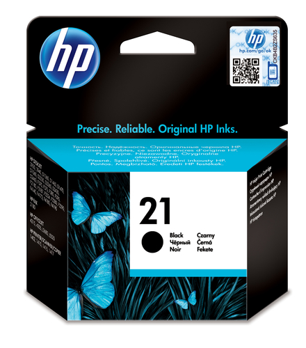 HP CART.NERO 3940/D2360/2460 NUM.21
