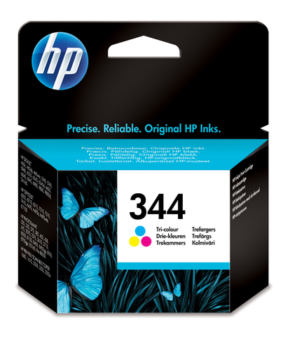 HP CART. COLORE 5740/6540/PHOT.675/8150/PSC1610 N344(14ml)
