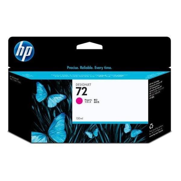 HP CART INK 72 MAGENTA VIVERA 130 ML PER PLOTTER 1100/T610