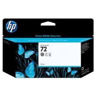 HP CART INK 72 NERO OPACO VIVERA 130 ML PER PLOTTER 1100/T610