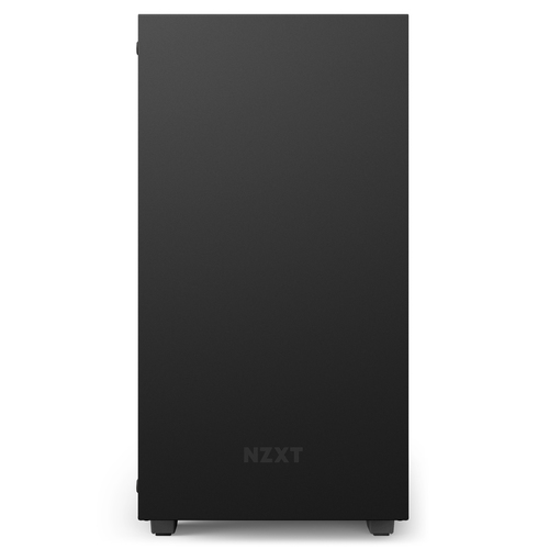 NZXT CASE H400i MICRO-ATX, MINI-ITX, MATTE BLACK, WINDOW, 4 SLOT EXP. 2,5/3,5, 2X USB 3.1, 1XAUDIO/MIC, 2X140 FAN FRONT, 1X120 FAN REAR, CAM COMPATIBILITY WITH RGB CONTROLLER