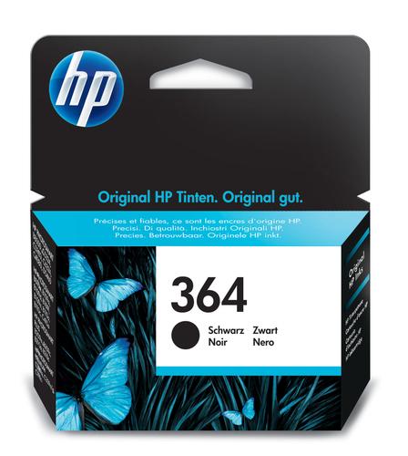 HP CARTUCCIA NERA N.364 PER C5380-C6380-D5460- PROB8550