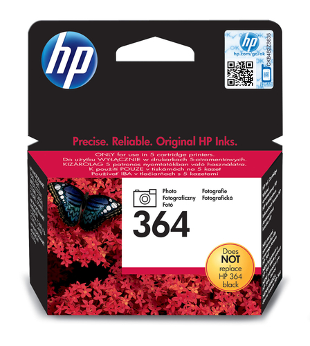 HP CARTUCCIA INK NERO PHOTO N.364  PER PHOTOSMART PREMIUM