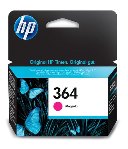 HP CARTUCCIA MAGENTA N.364 PER C5380-C6380-D5460- PROB8550