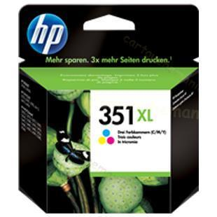 HP CART. COLORE C4380/J5780/J5785 NUM.351XL