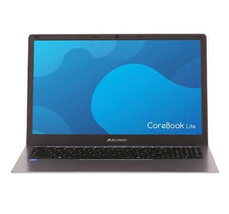MICROTECH NB COREBOOK LITE N4020 8GB 512GB SSD 15,6 UBUNTU