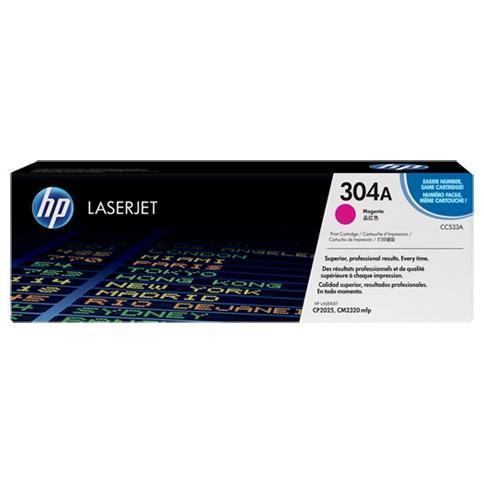 HP TONER MAGENTA PER CLJ CP2025/CM2320 CC533A