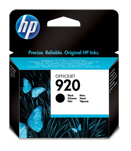 HP CARTUCCIA  INK 920 NERO 420 PAGINE